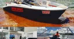 WAVE BOAT RIVER 145 2021 ZERO (PRONTA ENTREGA)