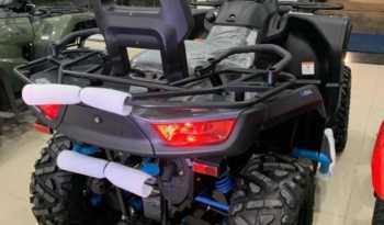 QUADRICICLO SEGWAY SNARLER 570cc okm (4×4 AUTOMÁTICO) completo